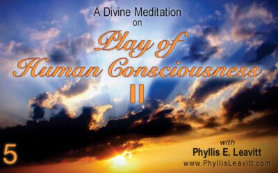 Divine Meditation 5 – Play of Human Consciousness II